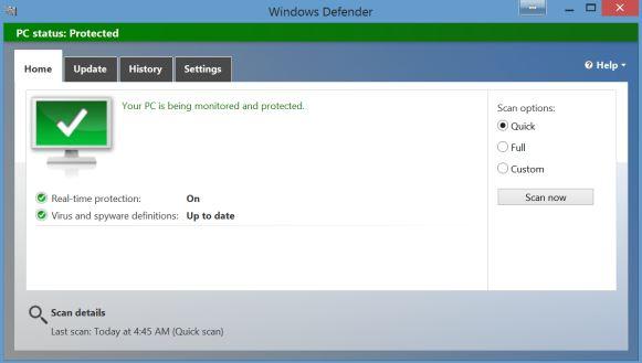 Microsoft Windows Defender Offline